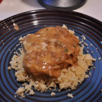 Indonesian Peanut Chicken