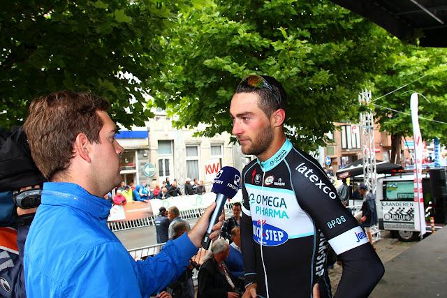 Guillaume Van Keirsbulck na overwinning bij WTV