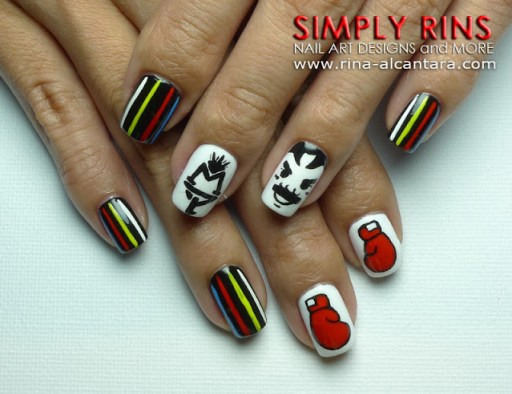 Awesome Nail Art By An Awesome Lady Ganda Ever So Much