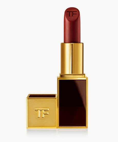 Color Of the Year  2015 - Marsala - Batom Tom Ford