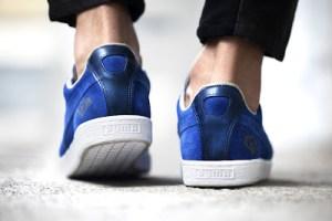 # PUMA SUEDE系列慶祝45週年:推出全球限量SUEDE SAPPHIRE紀念鞋款 1