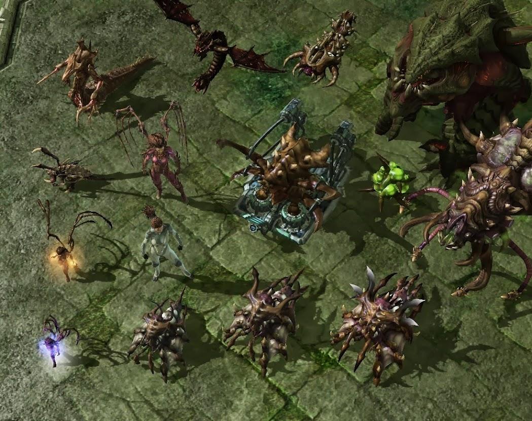 Starcraft 2 Hero Map Maps StarCraft II CurseForge