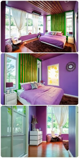 Master bedroom design by Adam & Adrian