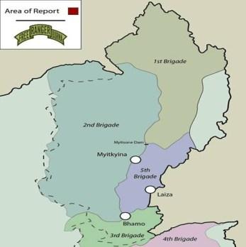 Source-Free Burma Rangers' Report