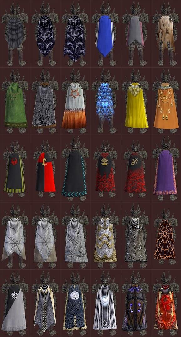 EQ2 Cloaks