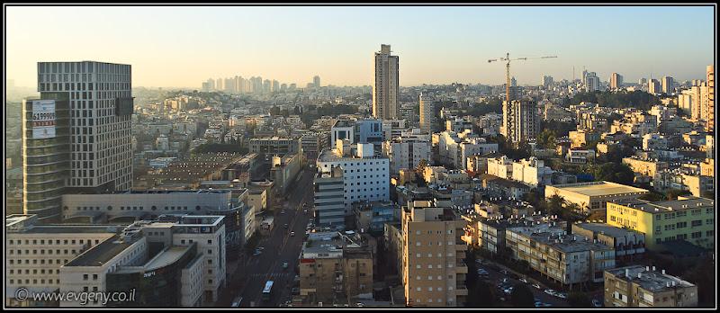 Одно фото / Израиль, Рамат Ган и Бней Брак