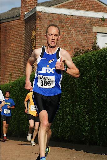 The Winner, 10 km prestatieloop, Krottegemse Corrida 2013, Roeselare Loopt