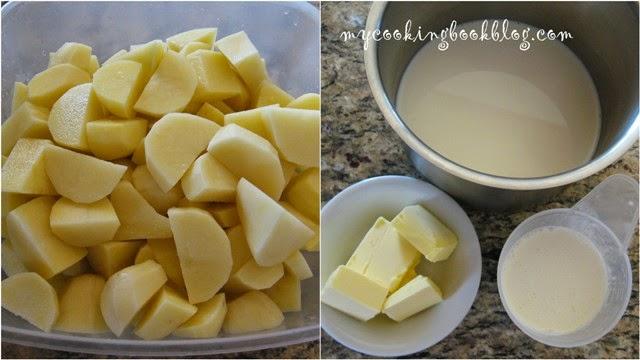 Картофена крем супа