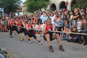 13è Campionat d'estirar la corda