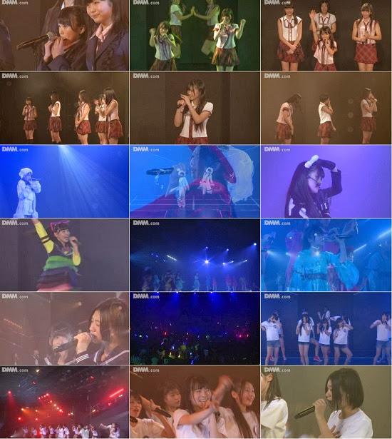 """(LIVE)(公演) HKT48 チーム研究生 """"脳内パラダイス"""" 公演 131207 (Download)"""