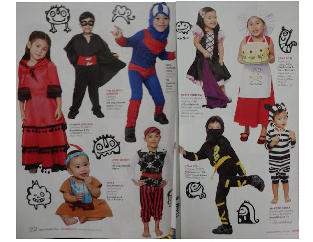 children's halloween costume