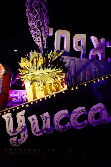Neon Sign Graveyard // Things to Do Las Vegas.