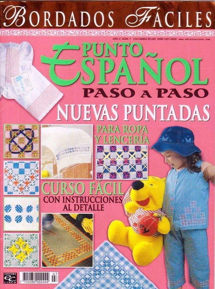 Bordados Faciles Nro. 7 | LibrosVirtual