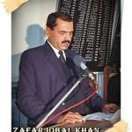 ZAFAR IQBAL KHAN