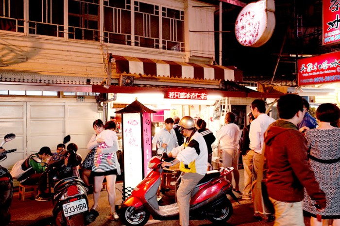 【到處吃】台南市_中西區_阿卿傳統飲品冰品