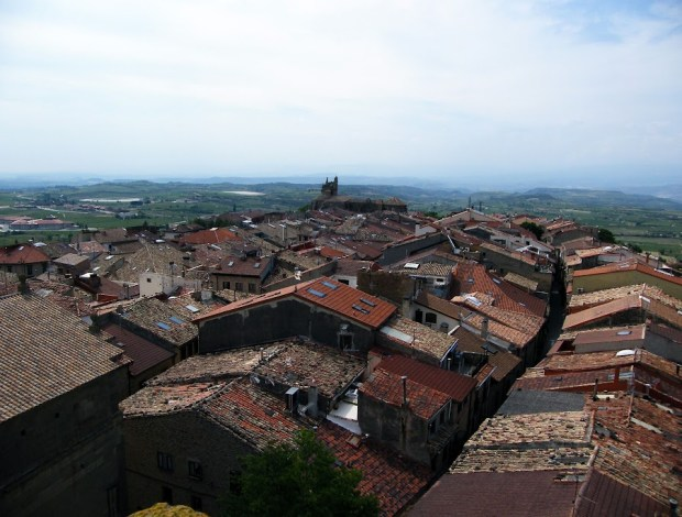 Rioja Alavesa. Torre Abacial, Laguardia