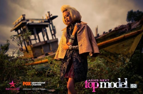 Sheena Liam Asia's Next Top Model Season 2 Winner