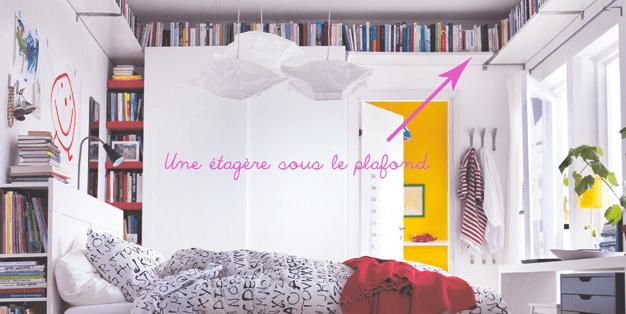 décoration, petits espaces, aménager son intérieur, manque de place, studio étudiant