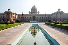 New Delhi: The Secretariat Building houses Ministries of Defence, Finance, Home Affairs and External Affairs. It also houses the Prime Minister's office.