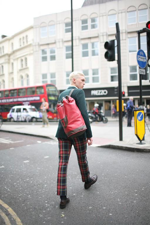 *英國倫敦時裝周場外街拍:攝影師Kuba Dabrowski捕捉街頭英倫紳士! 10