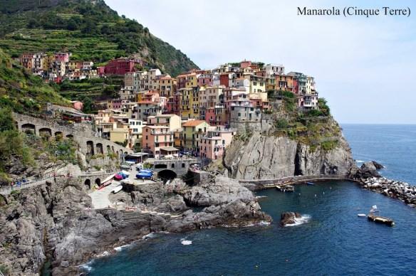 Ruta por la Toscana y norte de Italia. Cinque Terre