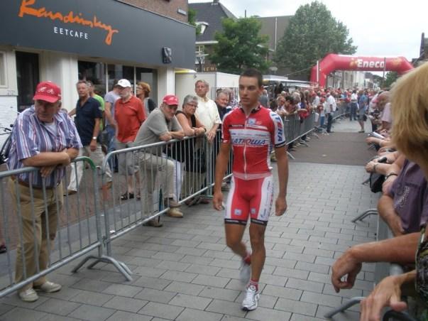 Simon Spilak  van Katusha