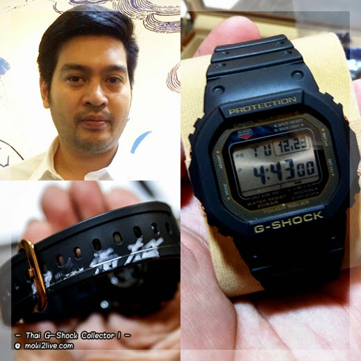 Thai G-Shock Collector G-Shock รุ่นหายาก G-Shock 1983 30th DW-5030D