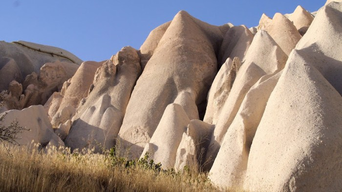 Hiking in Rose Valley, Cappadocia