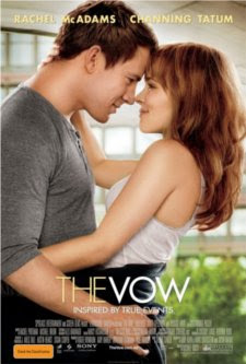 The vow - Valentines movie 2012
