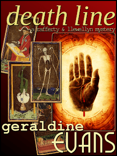Geraldine Evans's Books - PREPARING DEATH LINE FOR EPUBLICATION - DeathLineCoverMockup03Mini