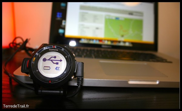 Garmin fenix connection au mac