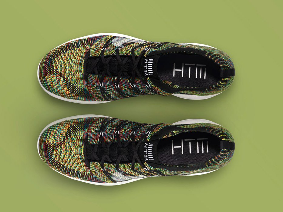 *Nike Flyknit Racer 限量Multi-Color 高科技慢跑系列:歐洲搶先上市! 5