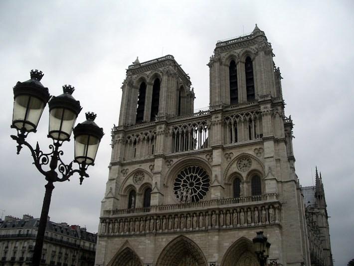 Qué ver en París en un fin de semana; Catedral de Notre Dame