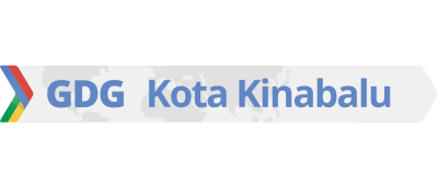 Google Developers Group Kota Kinabalu Logo