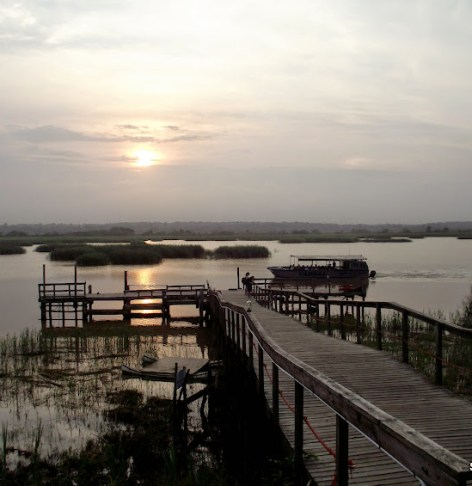 St.Lucia Estuary Cruise on our 3 Day Hluhluwe Imfolozi Game Reserve Safari Tour