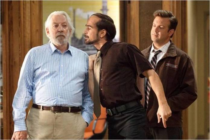 Colin Farrell representó un jefe odioso en Cómo acabar con tu jefe