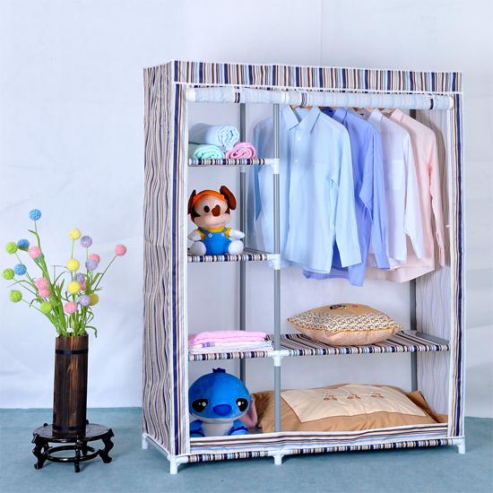 Originales y diferentes armarios.