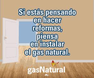 Instalar Gas Natural.
