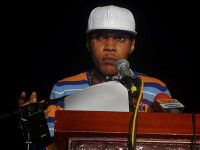 Fulbright In Jamaica 2010 2011 On My Mind Vybz Kartel