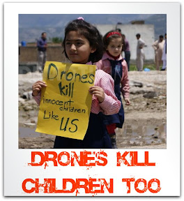 Drones Kill Children Too