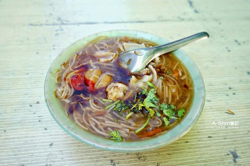 台中沙鹿美食推薦-鹿寮大腸麵線2