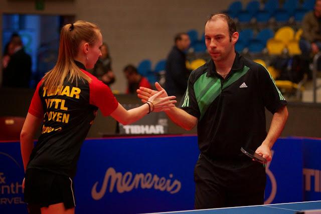 Eline Loyen en Tim Janssens
