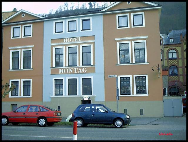 Hotel Montag,St.Goar