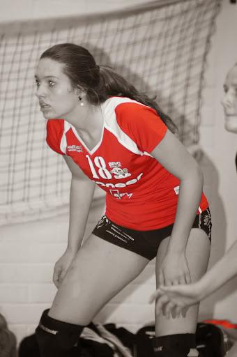 Marieke Vanneste, Bevo Roeselare volleybal