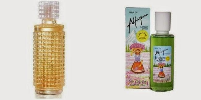 produtos da vovó perfume avon cristal seiva de alfazema