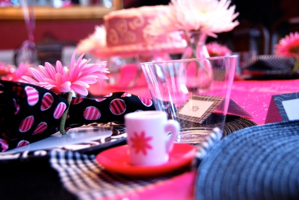 An American Girl Birthday Party at Home