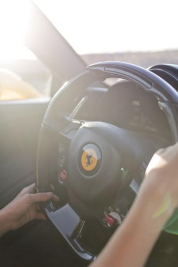 World Class Driving Adventures >> Ferrari Test Drive.