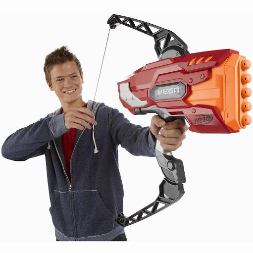 2014 Hot Toys Nerf Mega ThunderBow Blaster