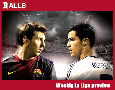 Balls La Liga preview