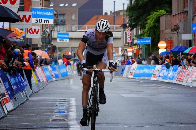Mathieu Van der Poel wordt 2e in de GP Monseré